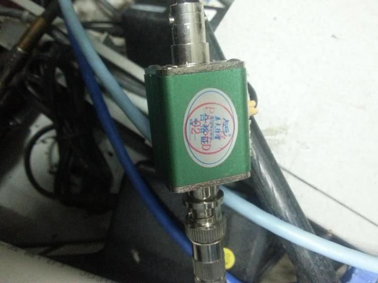 信号防雷器安装