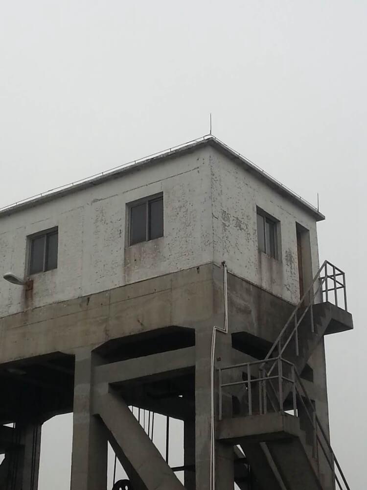 虎门渡口水闸防雷施工
