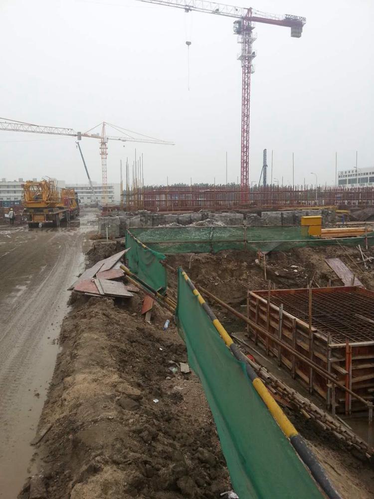 增城大型楼盘防雷施工